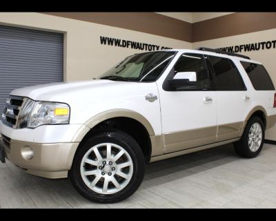 Used 2012 Ford Expedition King Ranch 2WD