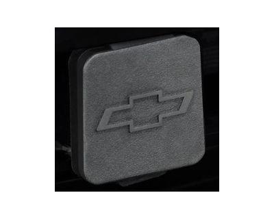 Chevrolet Hitch Receiver Cover W/ Logo - 23181344