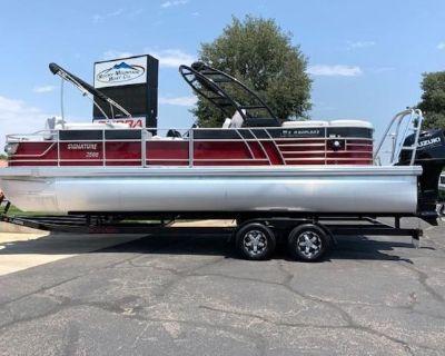 2019 Landau 2500 Signature Sport Cruise Double Rear Lounge Tri-Log