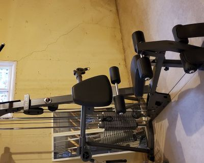 Life Fitness CM3 Cable motion home gym