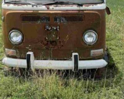 1972 Camper Van