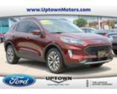 2021 Ford Escape Tan, 2686 miles