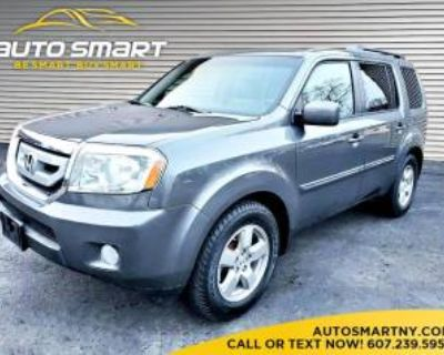 2011 Honda Pilot EX-L with Rear Entertainment System 4WD