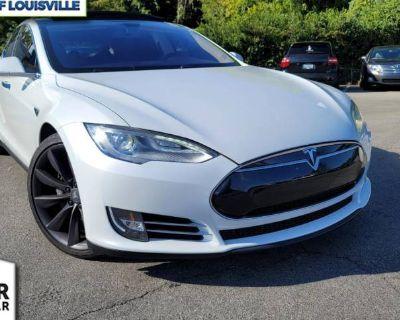 2013 Tesla Model S P85