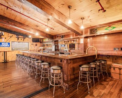 High Desert Saloon with Western Vibes, Morongo Valley, CA