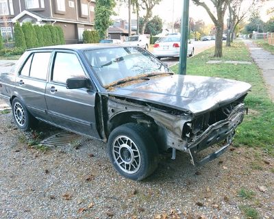 Parting out 1989 Wolfsburg Edition Fox