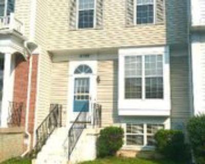 11308 Golden Eagle Pl, Waldorf, MD 20603 3 Bedroom Apartment