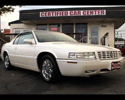 1998 Cadillac Eldorado 2dr Touring Cpe
