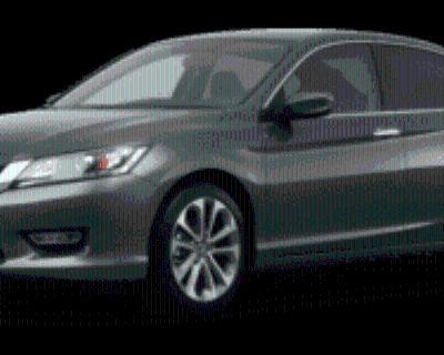 2013 Honda Accord EX-L Sedan I4 CVT