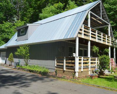 Ox Glenn Coach House, Upstairs, A Mountain Retreat Near Blue Ridge Parkway - Reems Creek
