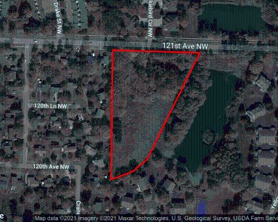 5 Acre Townhome Development Site