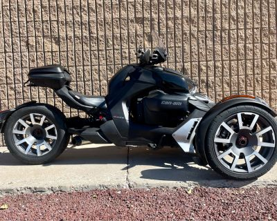 2019 Can-Am Ryker Rally Edition 3 Wheel Motorcycle Albuquerque, NM