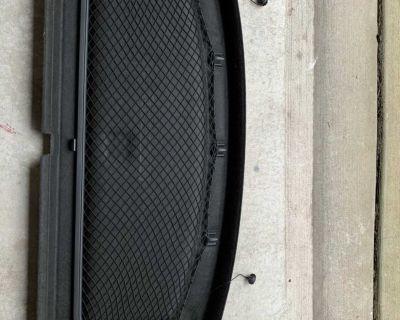 VW Golf Trunk Cargo Cover