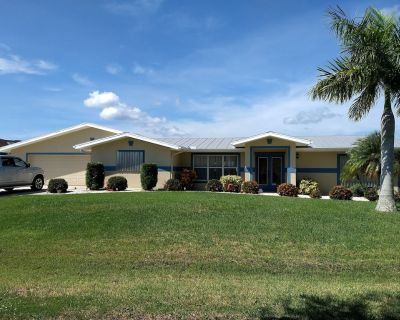 2 Master suites; pet and family friendly! - Port Charlotte
