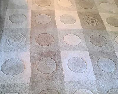 8x5 Thick area rug