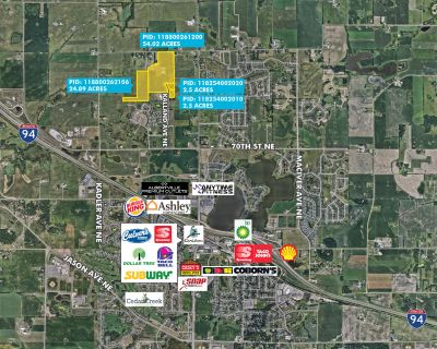 Mixed-Use Land for Sale