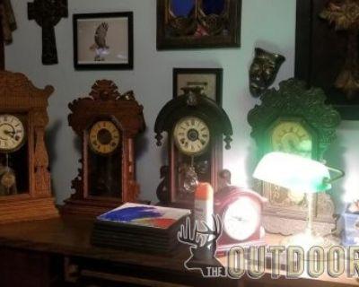 FS Antique Clocks for Trade