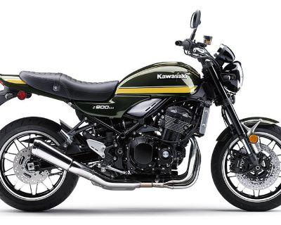 2021 Kawasaki Z900RS Sport Warsaw, IN