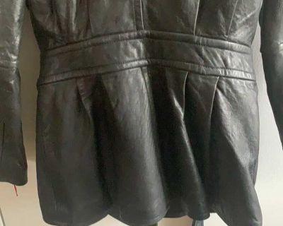 Vintage Kenneth Cole Leather Jacket