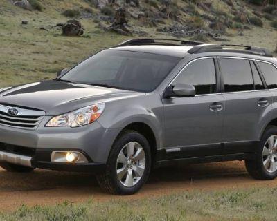 2011 Subaru Outback 2.5i Limited