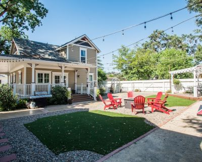 Find 'Bliss' at Downtown Paso Robles Vacation Home - Paso Robles
