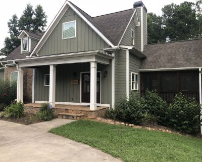 Family friendly; Grill; Kayaks; Large Fire Pit area; Game room - Hartwell