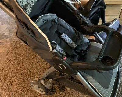 Stroller and Seat