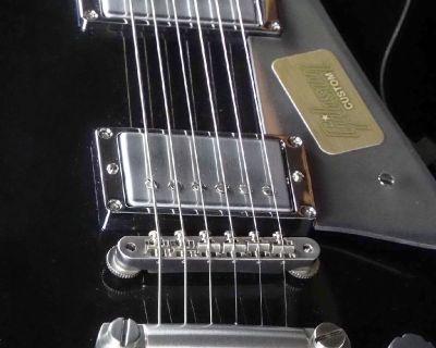 2016 Gibson 1958 Les Paul Standard Element 13 AL Custom Shop Ltd Edition 624