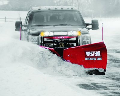 "Western Products MVP 3 8' 6"" Snow Plow Blades Erie, PA"