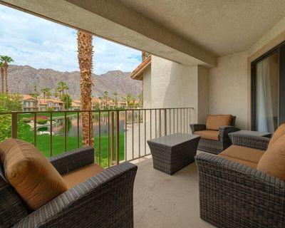 PGA West Mountain View Condo,Nicklaus Course Views,2nd Fl, Dog-Friendly/Pool & Spa Access-3BD#062833 - La Quinta
