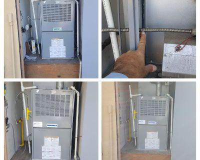 Heating & Furnace Repair, Services / Rancho Palos Verdes 90275