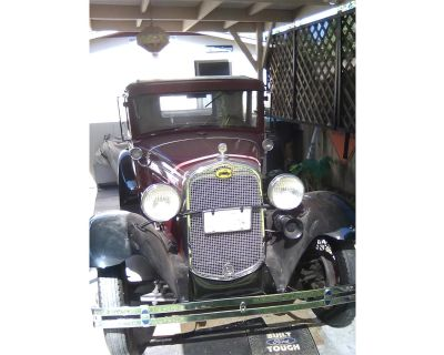 1931 Ford 2-Dr Coupe