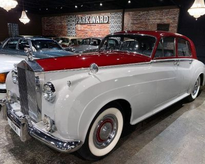 1958 Rolls-Royce Park Ward