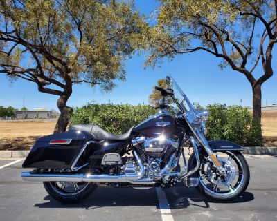 2021 Harley-Davidson Road King Tour Livermore, CA