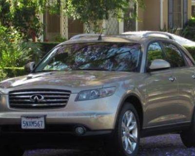 2005 INFINITI FX FX35