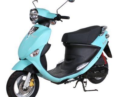2021 Genuine Scooters Buddy 50 Scooter Marietta, GA