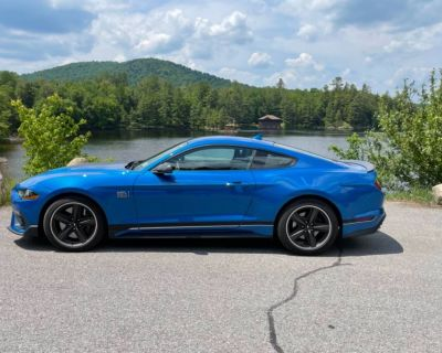 2021 Ford Mustang, Mach 1