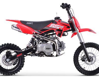 2021 SSR Motorsports SR125 Semi Motorcycle Off Road Little Rock, AR