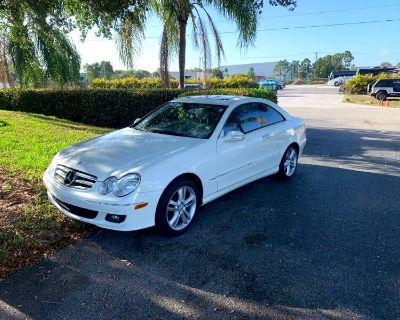 Used 2009 Mercedes-Benz CLK-Class CLK350 Coupe