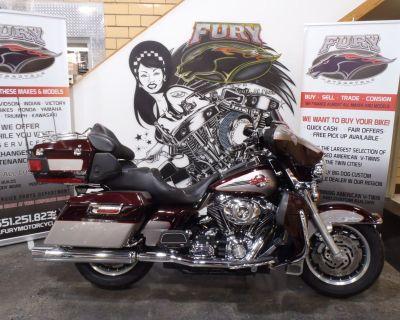 2007 Harley-Davidson Ultra Classic Electra Glide Touring South Saint Paul, MN
