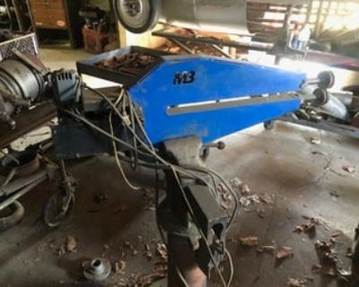 Mittler Bros M3 Bead Roller and Stand