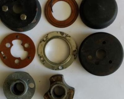 Steering wheel hub kit lot