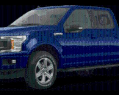 2019 Ford F-150 XLT SuperCrew 5.5' Box 4WD