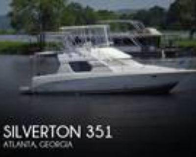 35 foot Silverton 35