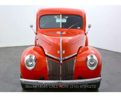 1941 Ford F100