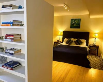 Private, Luxurious, Modern Potrero Garden Suite with Private Parking - Potrero Hill