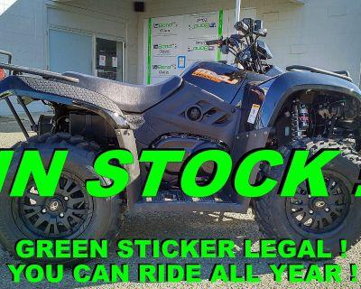 2021 Kymco MXU 450i LE Prime ATV Sport Utility Salinas, CA