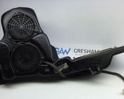 Authentic Audi Bose Subwoofer A6 Quattro 265-165 Oem Sub Box Speaker #2d