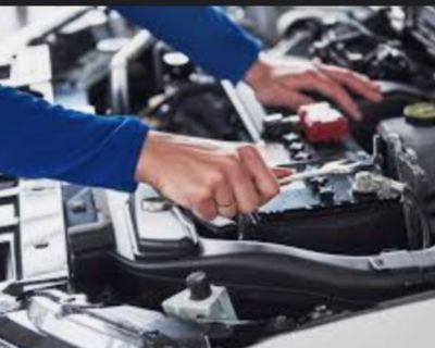 Hiring Mechanic