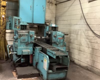 1977 (unverified) Kearney & Trecker 1548A Milling Machine